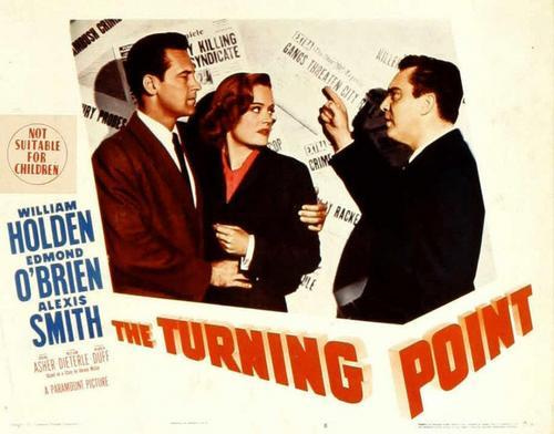THE TURNING POINT (1952)