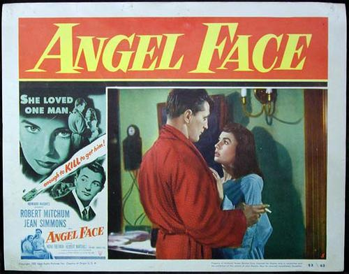 ANGEL FACE (1953) in 35mm